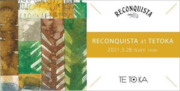 RECONQUISTA at TETOKA